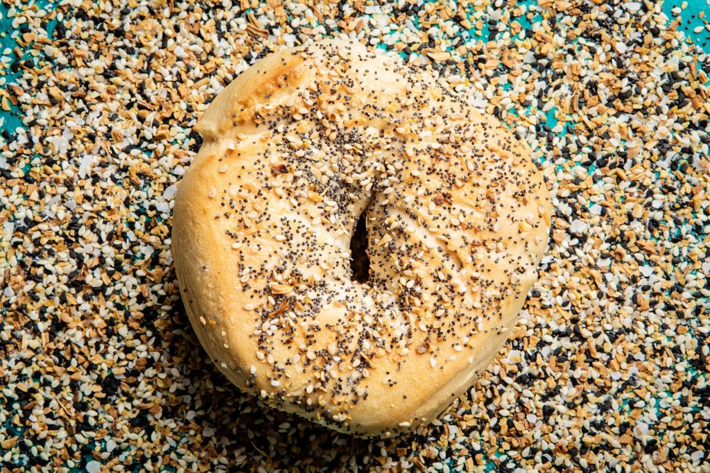 Everyone Who Invented the Everything Bagel