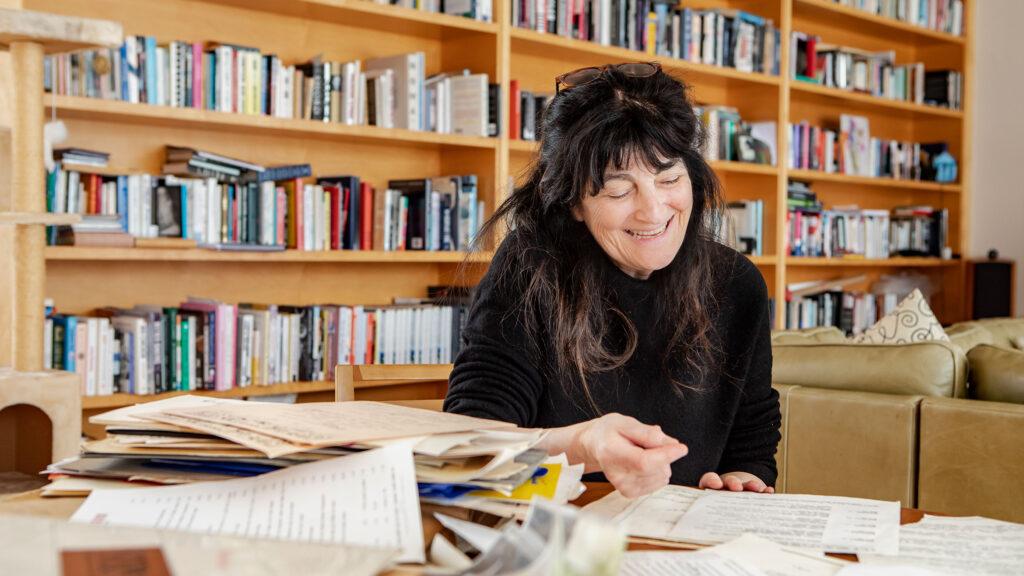 Ruth Reichl, Mayor of Menuland