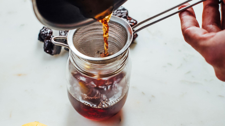 Zuni Cafe Tea Prunes