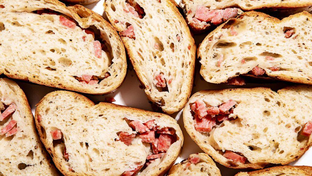 God Save Lard Bread