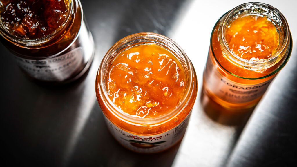 The Secret Society of Marmalade Makers