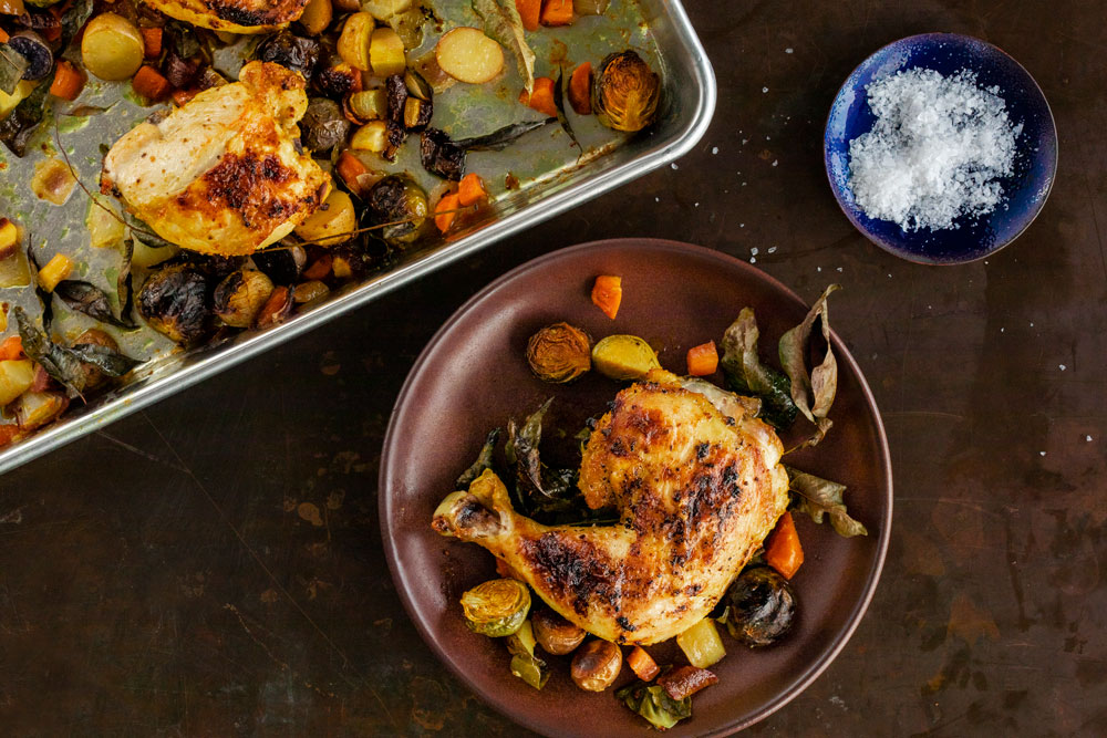 Cathy Erway Sheet Pan Chicken
