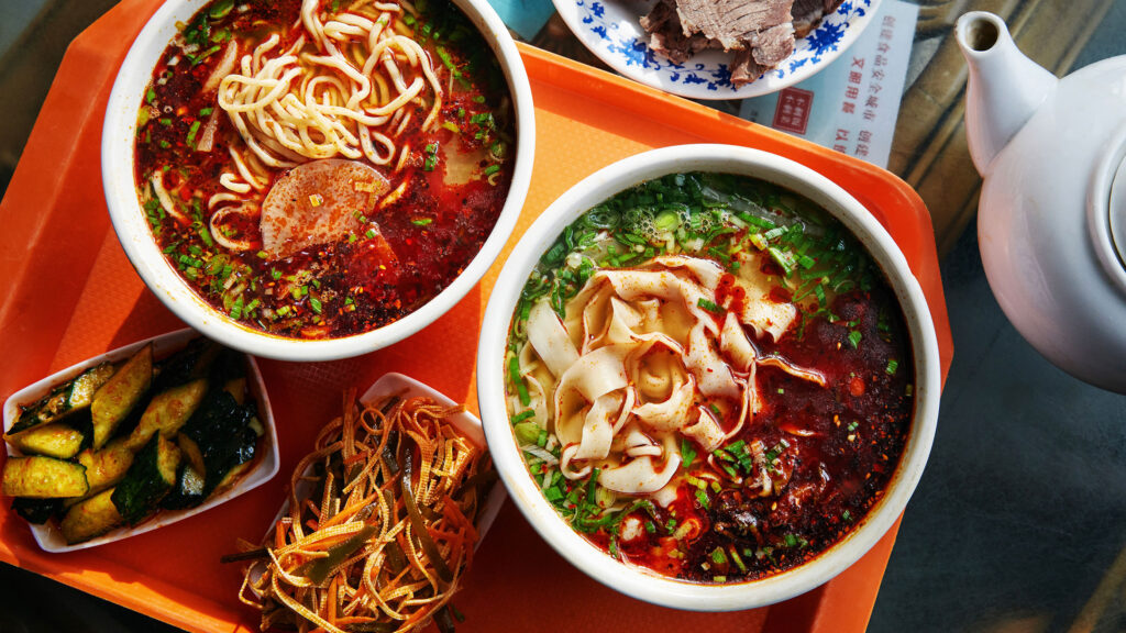 The Land of Hand-Pulled Noodles