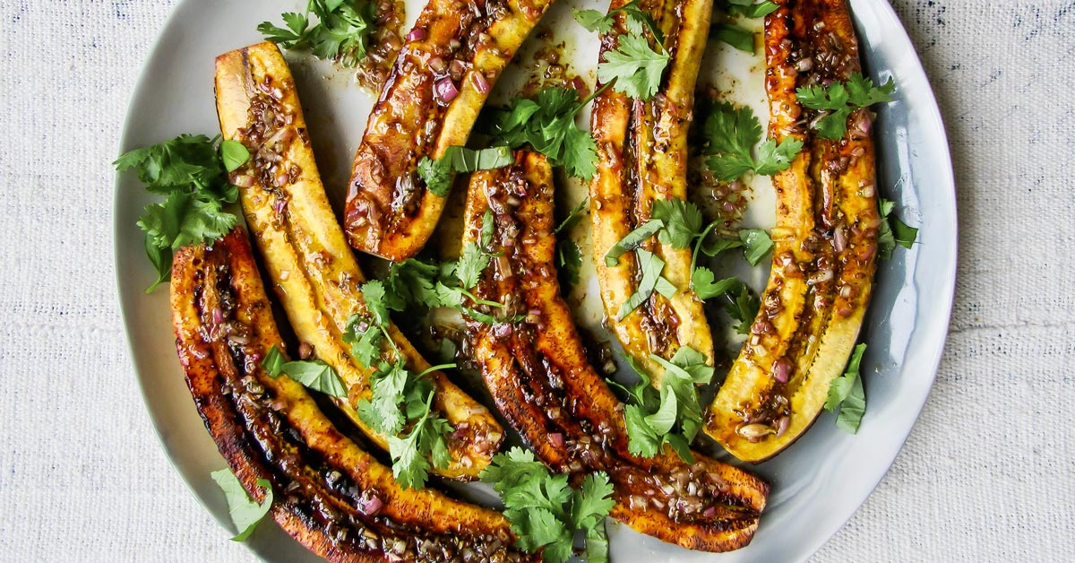 The Plantain Has Your Back