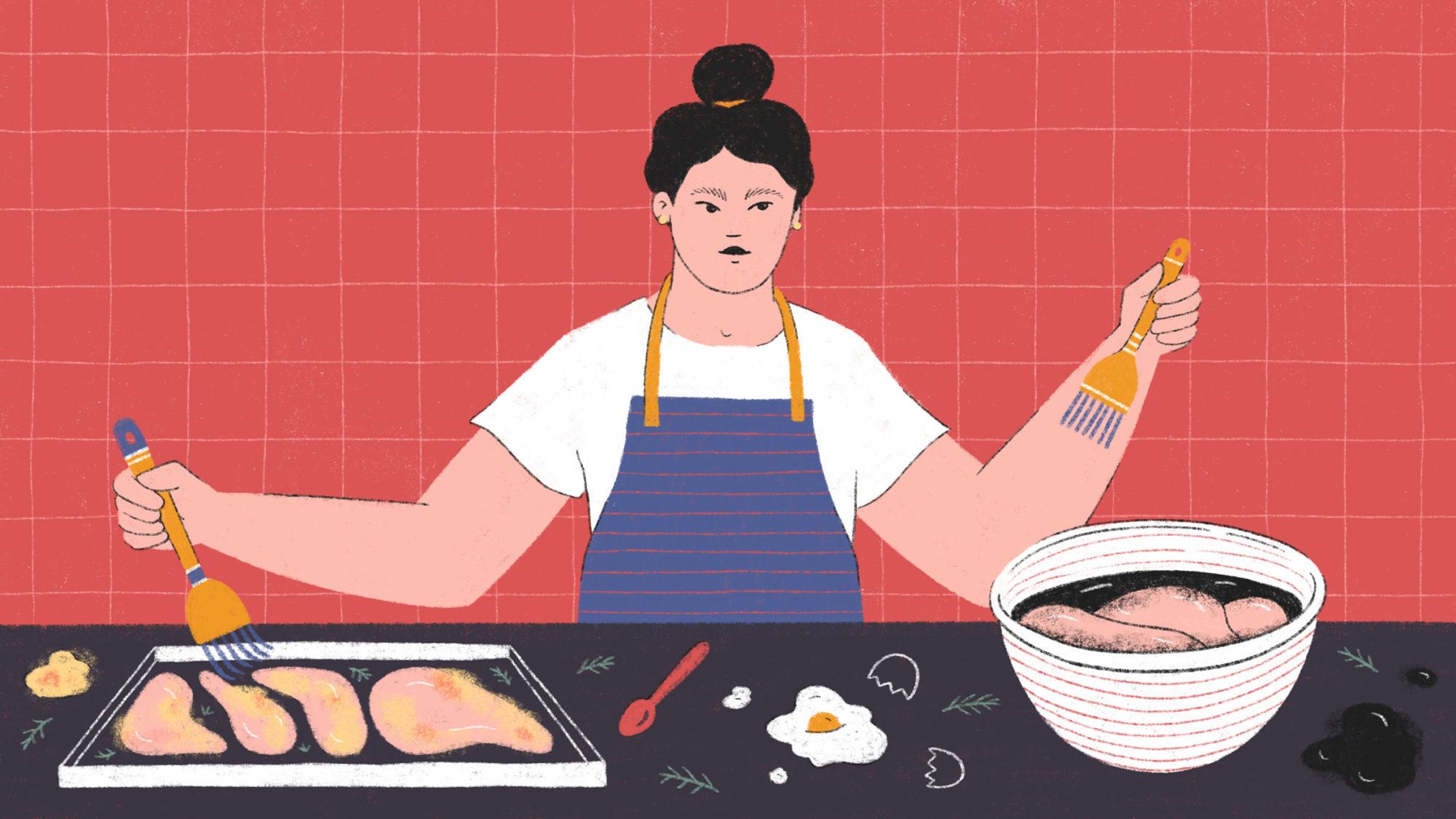 Article-Taste-Soy-Cornell-Chicken-Marinade