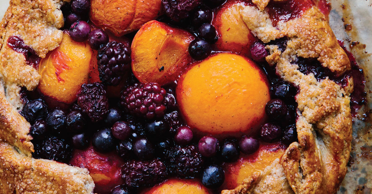Where There's Summer Fruit, There Are Galettes