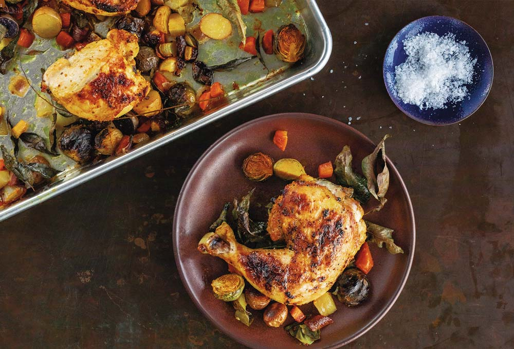 Pan Chicken Cookbook