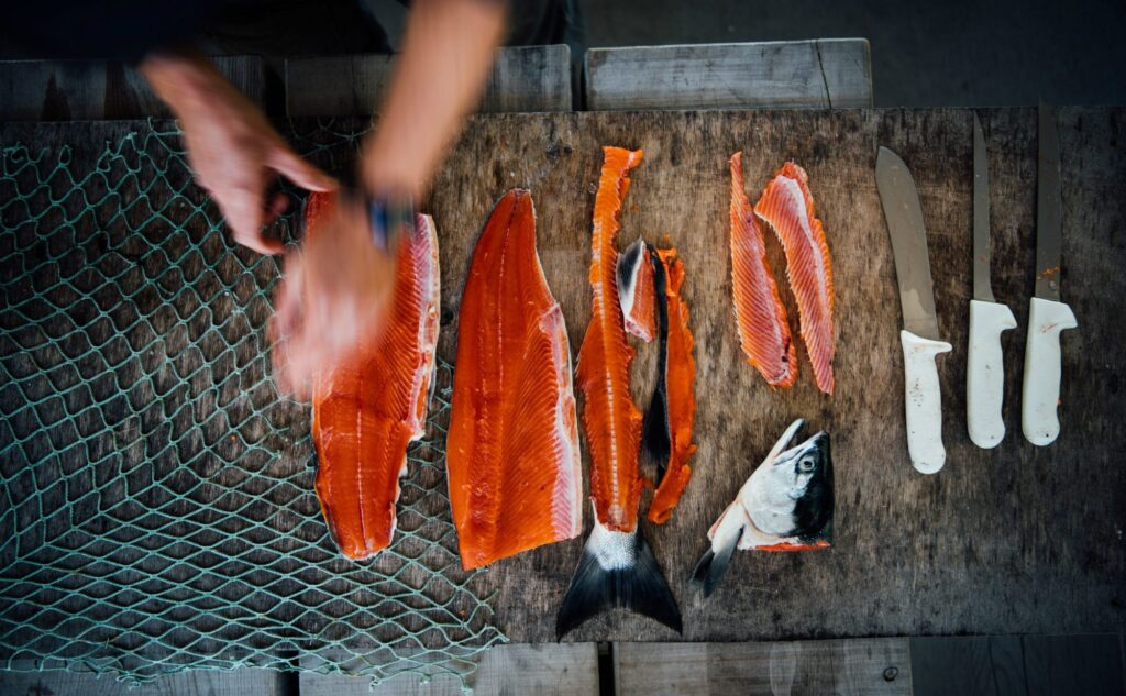 Gravlax at the Source