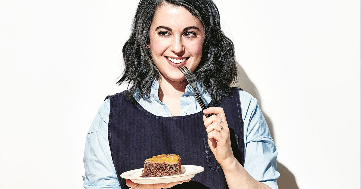 Claire Saffitz Bakes for Breakfast, Dinner, and Dessert