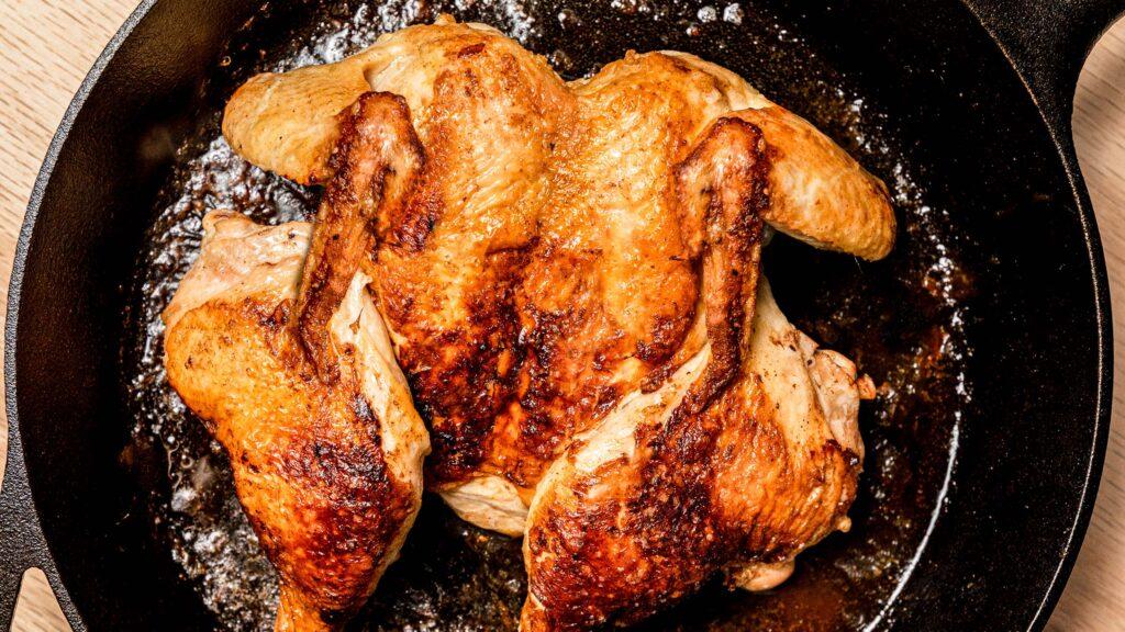 Bring Back Brick Chicken