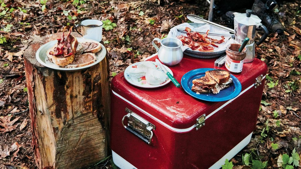 The Great Camp Cooking Boom