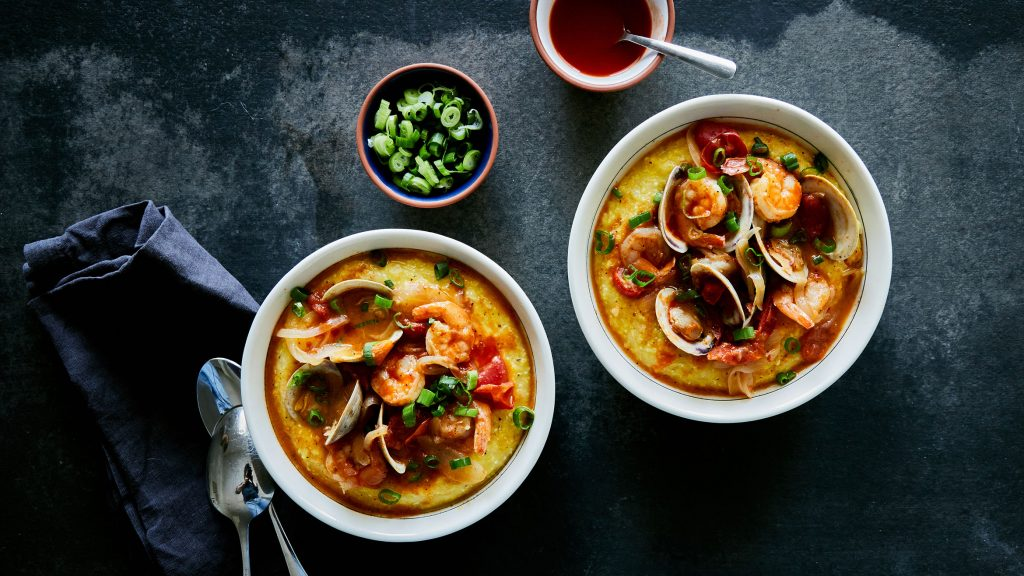 Don't Overthink Your Shrimp and Grits