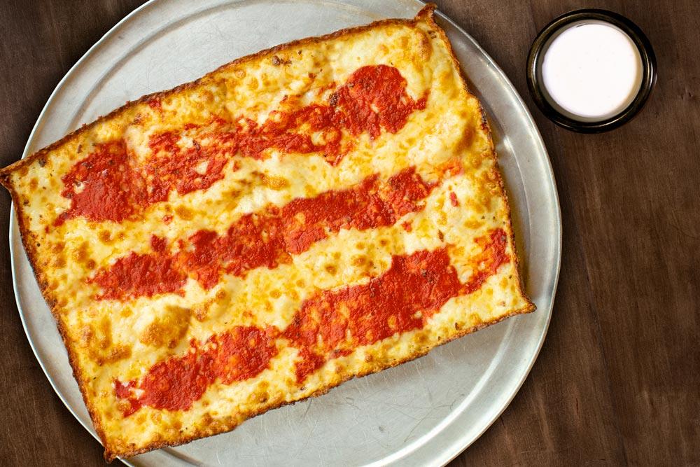 Ranch pizza buddys detroit