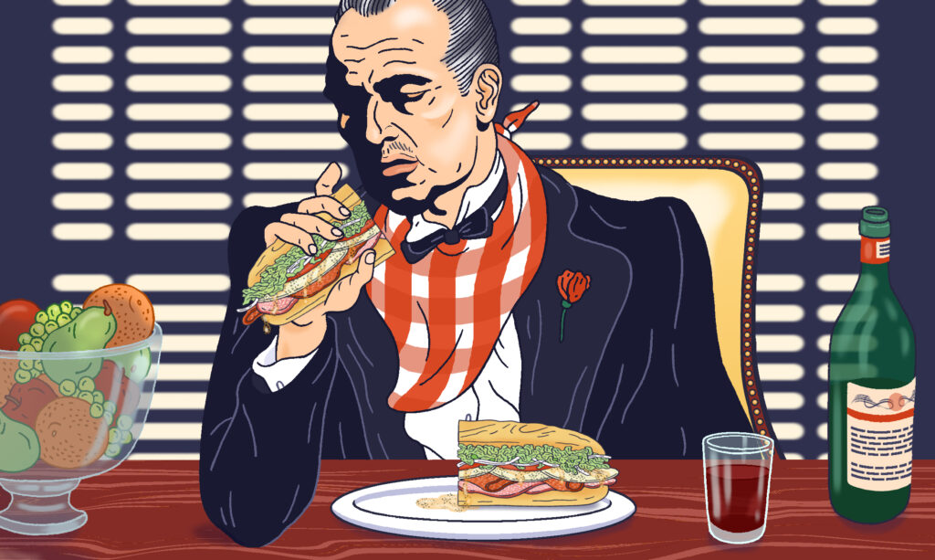 The Godfather Sandwich Is Everything and Nothing