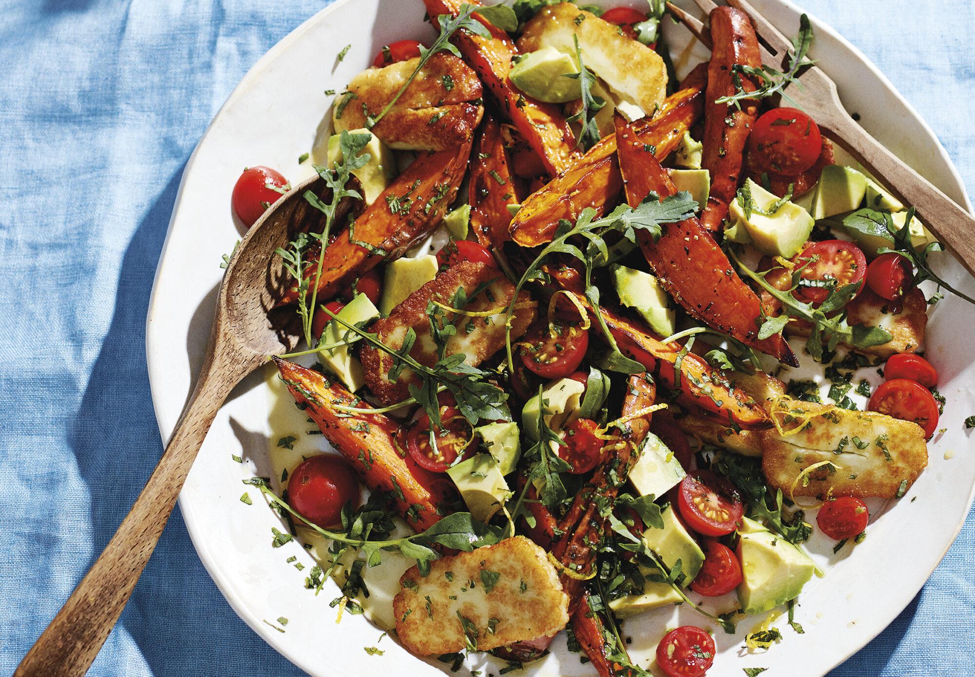 Article-Sunshine Salad